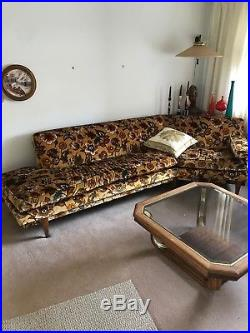Adrian Pearsall Boomerang Sofa TRUE Mid Century RARE MCM Long Island Estate
