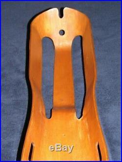 Charles Eames Artek-Pascoe Orig Leg Splint 1942 WWII Molded Plywood Art RARE