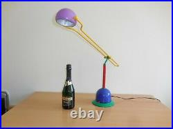 Extremely rare Italian table lamp (Mid-century)