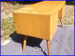 Heywood Wakefield Vanity Desk M 926 M926 Mid Century RARE