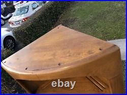 Heywood wakefield Corner Cabinet Rare Exc Cond Mid Century Modern Eames Era