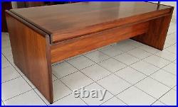 Iconic Rare Svend Dyrlund Smith Denmark MID Century Rosewood Executive Desk