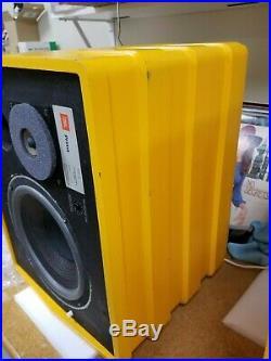 JBL L25 Prima Vintage speakers RARE MCM Mid Century Modern