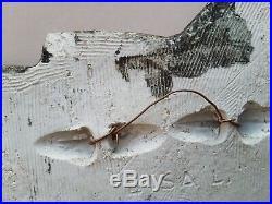 Lisa Larson rare bird wall plaque vintage fagel Swedish mid-century Gustavsberg
