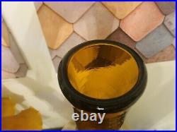 MONUMENTAL 43 BLENKO Joel Myers #6535 Honey Colored RARE