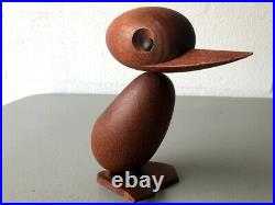 Mid Century HANS BOLLING for Torben Orskov Teak Duck Denmark Rare