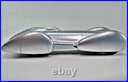 Mid Century Modern Sculpture Rare Art Deco Antique Vintage Race Sport Car Racing