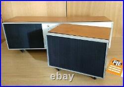 PYE 1111 Cambridge Stereo Transistor Radio Robin Day Ultra Rare Mid Century