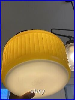Pyrex HTF RARE Souffle Set Brights