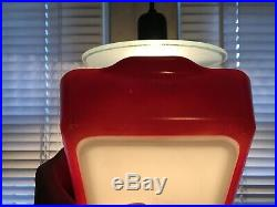 Pyrex Red 503 Rare & Hard To Find