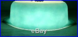 Pyrex Turquoise 1.5Qt Casserole ULTRA RARE NEW IN BOX Aqua Cinderella Bowl