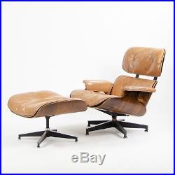 Admirable Rare 1956 Herman Miller Eames Lounge Chair Ottoman 670 671 Alphanode Cool Chair Designs And Ideas Alphanodeonline