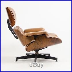 Terrific Rare 1956 Herman Miller Eames Lounge Chair Ottoman 670 671 Alphanode Cool Chair Designs And Ideas Alphanodeonline