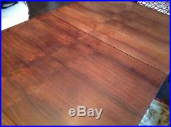 RARE-Authentic-Bruno Mathsson Mariafolding Braz. Rosewood Dining Table