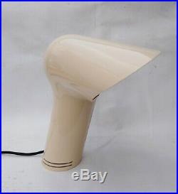 RARE MID CENTURY SORELLA TABLE LAMP BY HARVEY GUZZINI First edition 1972 ITALY