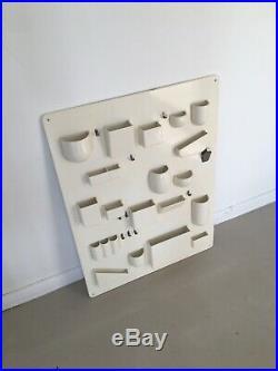 RARE Original Period Uten. Silo I By Dorothée Maurer-Becker for M Design 1969-74