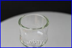 RARE Peter Schlumbohm 1949 Chemex Corp Pyrex Fahrenheitor Kettle Glass &Cork