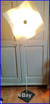 RARE Vintage Artemide Area 160/210 Mario Bellini Standard lamp floor light 1974