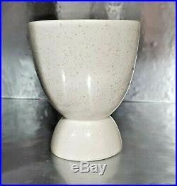 RARE Vintage MCM Franciscan Atomic Starburst Egg Cup