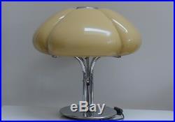 RARE and Beautiful Mid Century Modern QUADRIFOGLIO TABLE LAMP by Harvey Guzzini