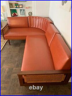 RARE mid century Danish modern sectional couch Hvidt Molgaard local pickup