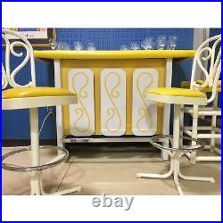Rare 50s 60s Bar Mid Century Danish Modern Eames Knoll daystrom tiki pool kitsch