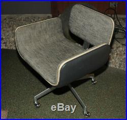 Rare Alexander Girard Herman Miller Office Desk Chair 1967