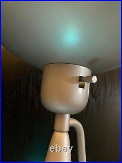 Rare Awesome Floor Sparkle Lamp Lava Lamp 6ft Tall Cool Retro Style Blue