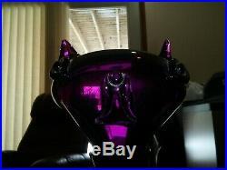 Rare Blenko Glass Cat Decanter By Wayne Husted