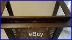 Rare Edward Wormley Modern Morris Chair # 4731