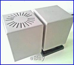 Rare Kaiser Bauhaus Table /wall Lamp Christian Dell Brutalist Industrial Idell