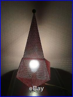Rare Lamp Bagdad By Matthieu Mategot