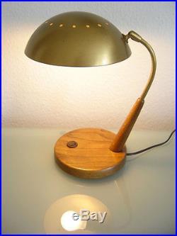 Rare MID CENTURY Modernist DESK LIGHT Table Lamp TYNELL Stilnovo SARFATTI Era