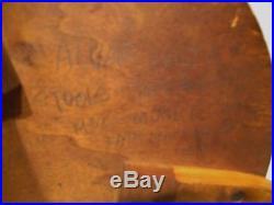 Rare Matched Pair Mid Century Alvar Aalto Tables / Stools Model 60 Artek 40s-50s