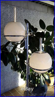 Rare Reggiani floor lamp1964 Brianza, Italy
