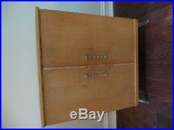 Rare Rmc Rockola Vintage MID Century Modern Bar Cabinet