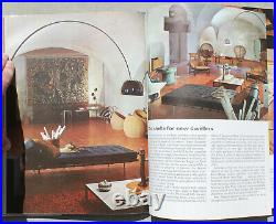 Rare SPACE Age 50s 60s 70s Mid Century Modern Design Book Sweet