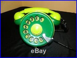 Rare Sergio Todeschini Telcer Modello Brevettato MID Century Modern Telephone