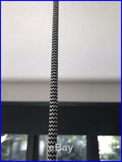 Rare Verner Panton Big Flowerpot Ceiling Lamp Louis Poulsen Aulenti Guzzini
