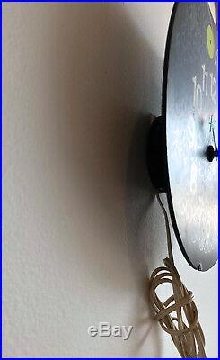 Rare Vintage Orignal Omar Owl Clock George Nelson Howard Miller Zoo Timer 1965