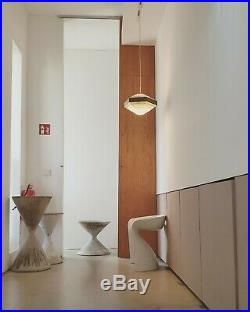 Rare Willy Guhl Eternit Planter Diabolo Midcentury Modernist Swiss Design