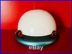 Rare desk lamp design MILTON GLASER TWERGI ALESSI 1989 SOTTSASS MEMPHIS GROUP