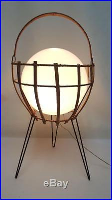 Rare vintage 60s vintage floor lamp