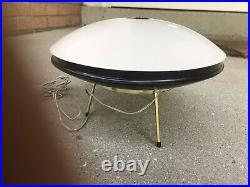 VTG AMAZING UFO Panasonic SPT-501 Home Speaker MID CENTURY MODERN rare