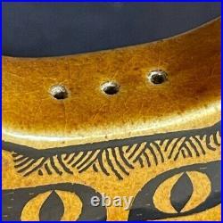 Vintage Hornsea'John Clappison, Salt & Pepper Cats Cruet Set Mould #115' Rare