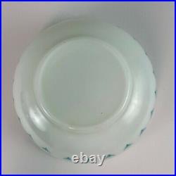 Vintage Pyrex Atomic Eyes Large Mixing Bowl Unmarked Rare HTF