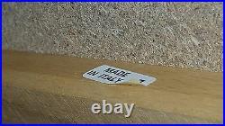 Wonderful CESCA SIDE CHAIR MARCEL BREUER Rare Corduroy FABRIC SEAT & BACK